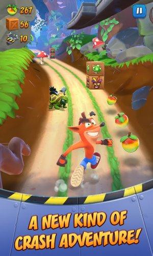 Crash Bandicoot: On the Run! screenshot 15
