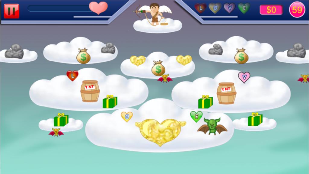 Valentiner Love Arrow Gold Miner Download Apk For