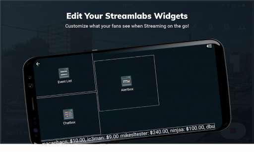 Streamlabs - Stream Live to Twitch and Youtube screenshot 5