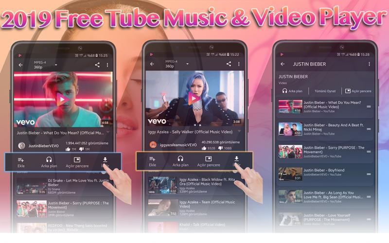 Downloader de vídeo e música 🎬 screenshot 1