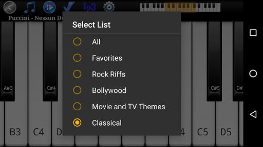 Piano Melody Free screenshot 9
