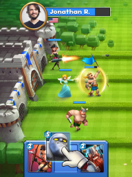 Castle Crush: Free Strategy Card Games screenshot 2