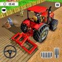 traktor pertanian kota mengangkut