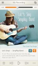 SingPlay: Karaoke your MP3s Screenshot