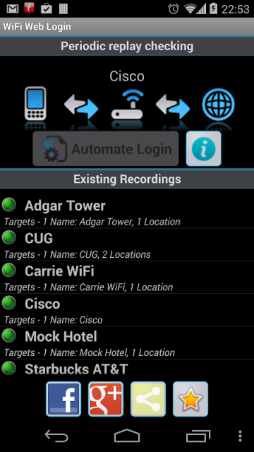 WiFi Web Login - Activation | Download APK for Android ...