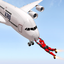 Flying Robot Hero: Flying Superhero Robot Rescue