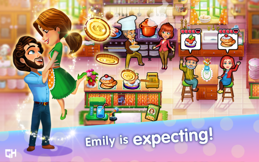 Delicious - Emily's Miracle of Life screenshot 1
