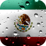 mexico flag live wallpaper icon