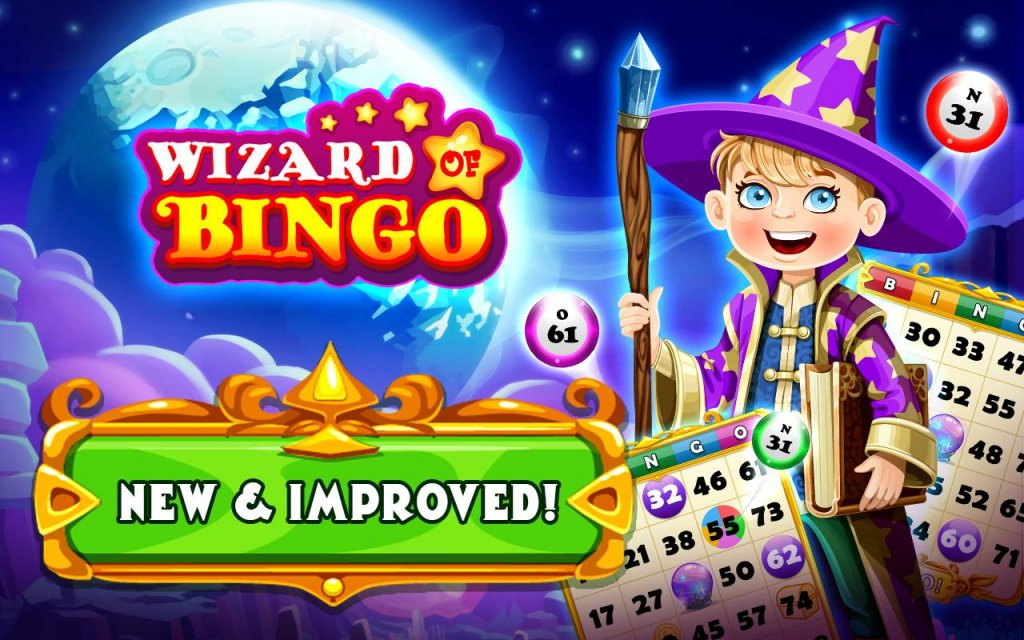 The Wizard of Bingo - Play the Online Version for Free