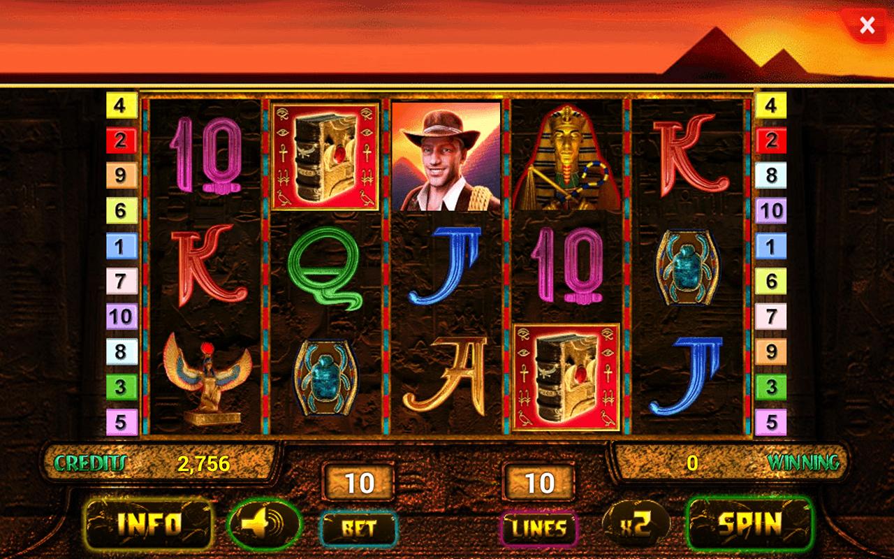 book of ra 6 slot free play