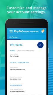 PayPal Prepaid screenshot 5