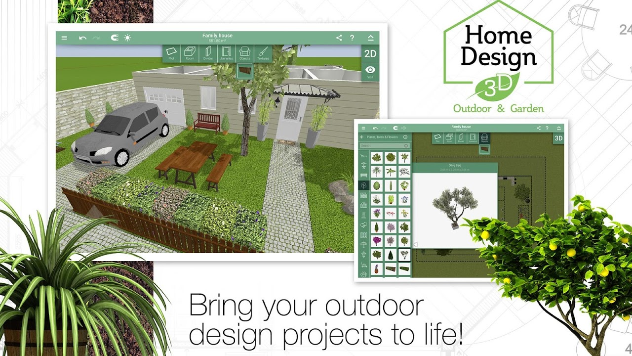 ... Home Design 3d Outdoor Garden Screenshot 3 ...