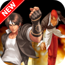 download apk kof 2002 ice blue