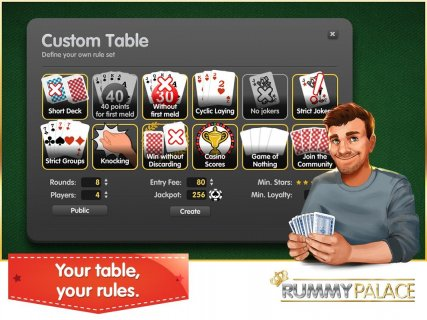 Rummy (Free, no Ads) screenshot 5