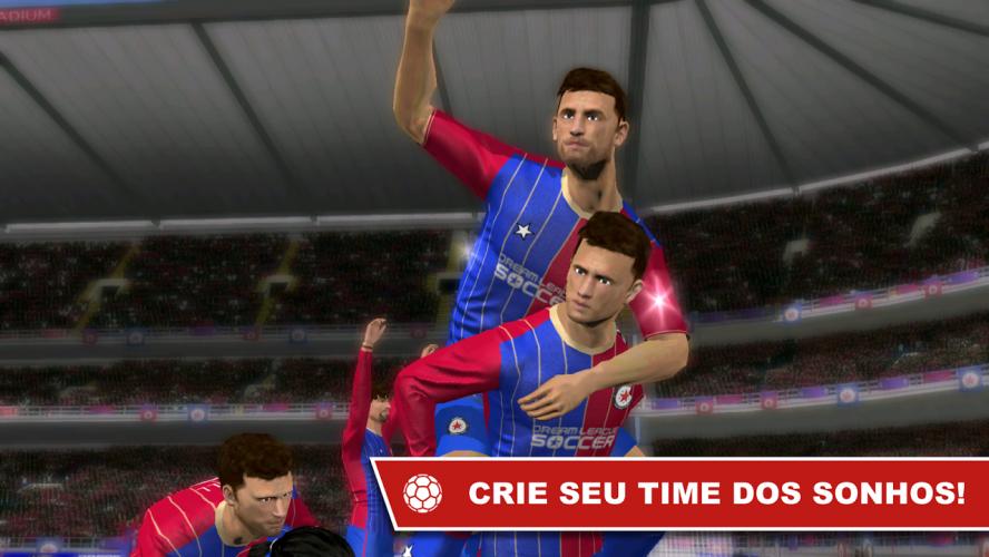 Dream League Soccer 2016 screenshot 11