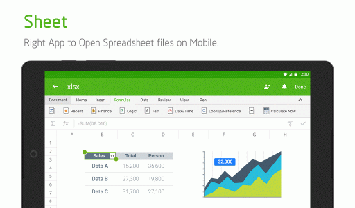 Polaris Office - Word, Docs, Sheets, Slide, PDF screenshot 6