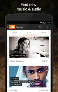 SoundCloud screenshot 8