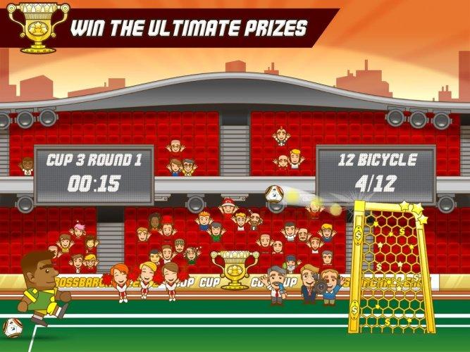 Super Crossbar Challenge screenshot 12