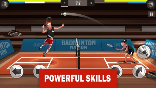 Badminton League screenshot 1