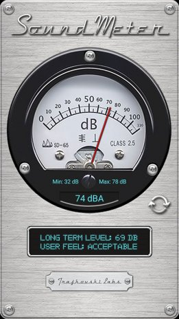 Sound meter android | Sound Meter Pro 2 5 9 Apk Patched latest  2019