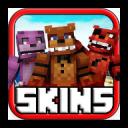 Skins FNAF for Minecraft