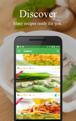 Vegmenu vegetarian and vegan recipes 351 download apk for android vegmenu vegetarian and vegan recipes screenshot 1 forumfinder Gallery