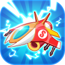Idle aircraft-merge plane tycoon tap offline game