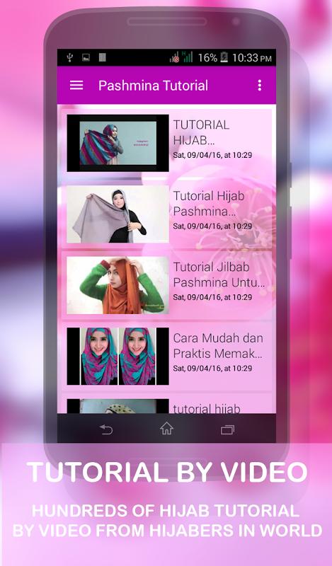 1001 Hijab Tutorial 3 0 Download Android Apk Aptoide