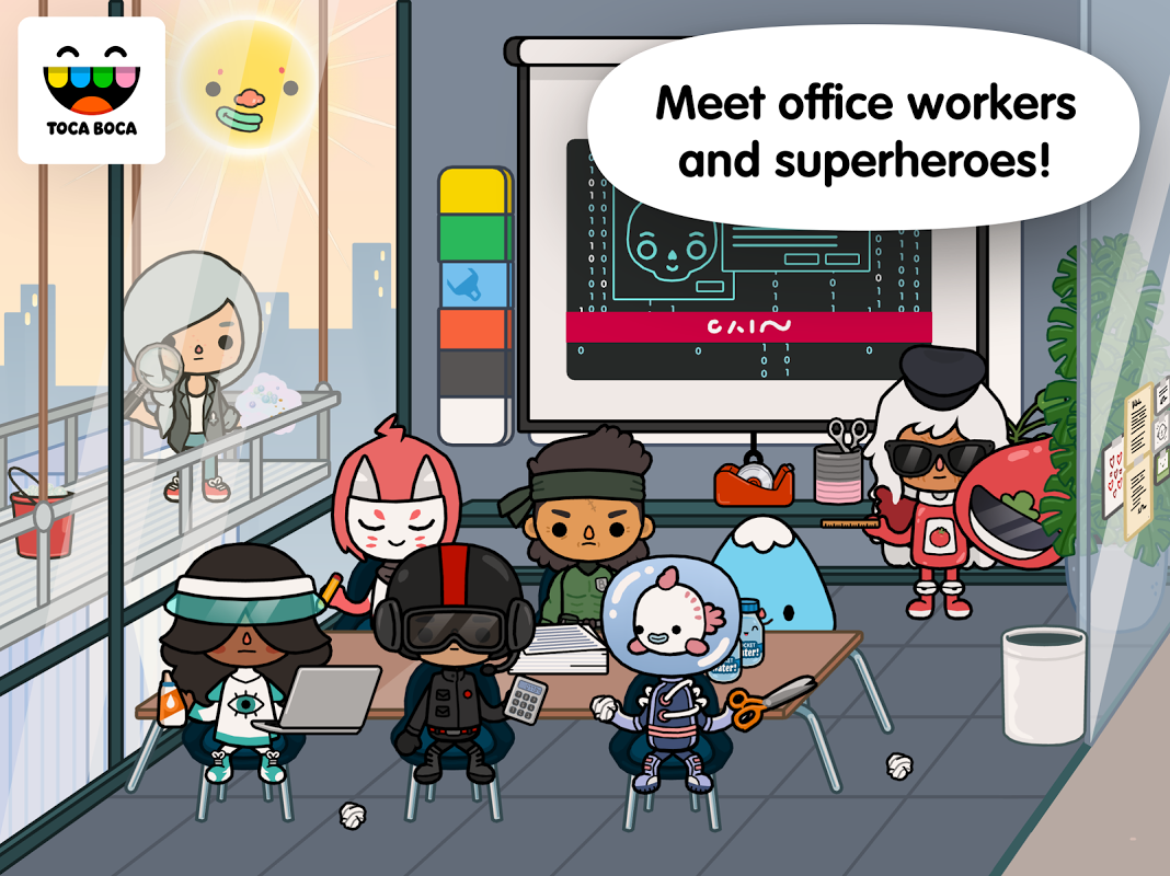 Office 4 Play 3