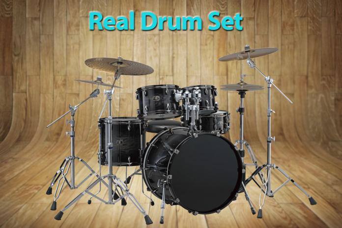descargar real drum apk
