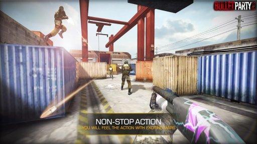 Bullet Party CS 2 : GO STRIKE screenshot 1
