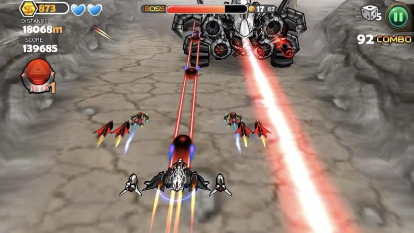 Shooting Sky - Alien Attack Shooter 2 1 8 Download APK for Android
