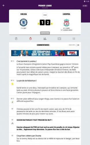 Rmc Sport News Actu Foot Et Sports En Direct 5 0 3 Download Android Apk Aptoide
