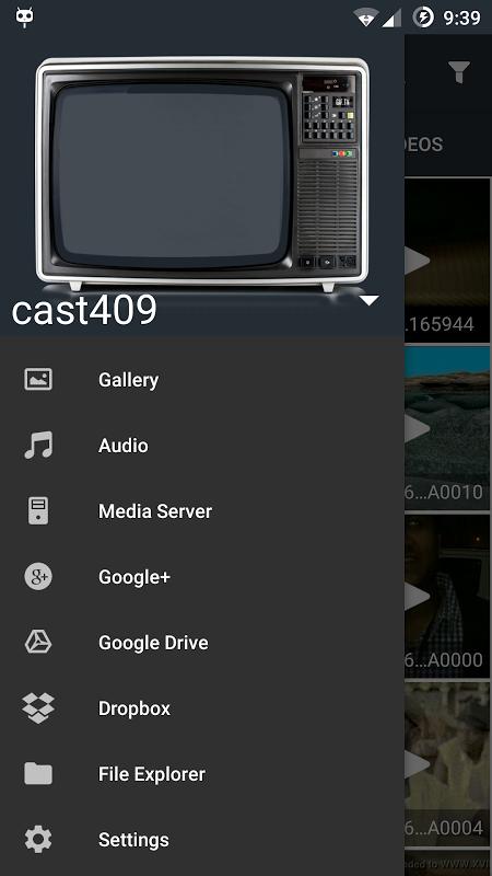 All Screen (Chromecast, DLNA, Roku, Fire TV) screenshot 2