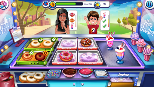 Cooking Mania Master Chef - Lets Cook screenshot 2