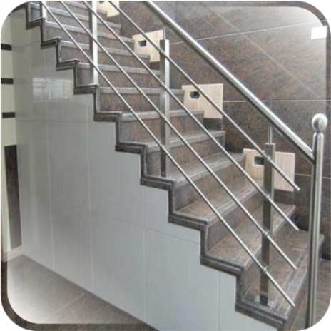 Stainless Steel Railing Design Screenshot 3