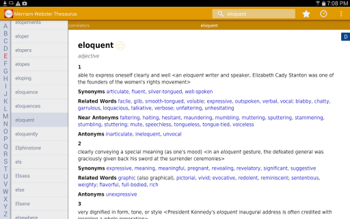 Dictionary - M-W Premium 4 3 3 Download APK for Android