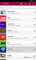 All News Screen