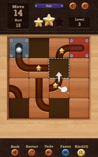 Roll the Ball� - slide puzzle screenshot 3