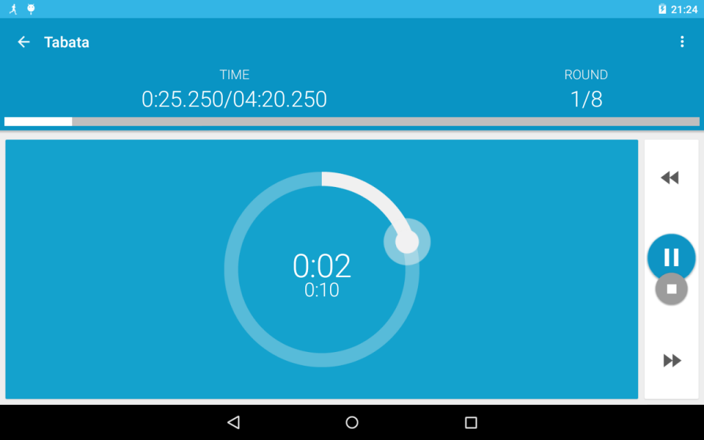 HIIT - interval training timer | Download APK for Android ...