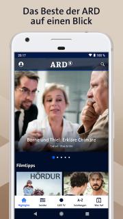 ARD Mediathek screenshot 1