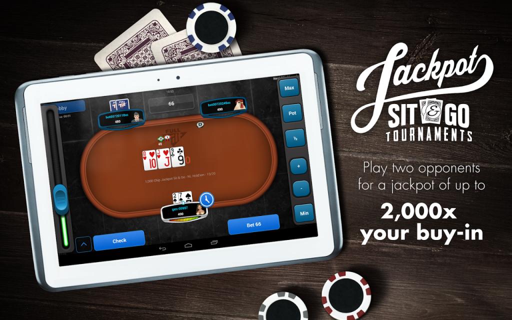 full tilt poker mobile app android
