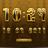 KRONE Digital Clock Widget
