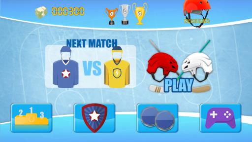 Ice Hockey League FREE screenshot 7