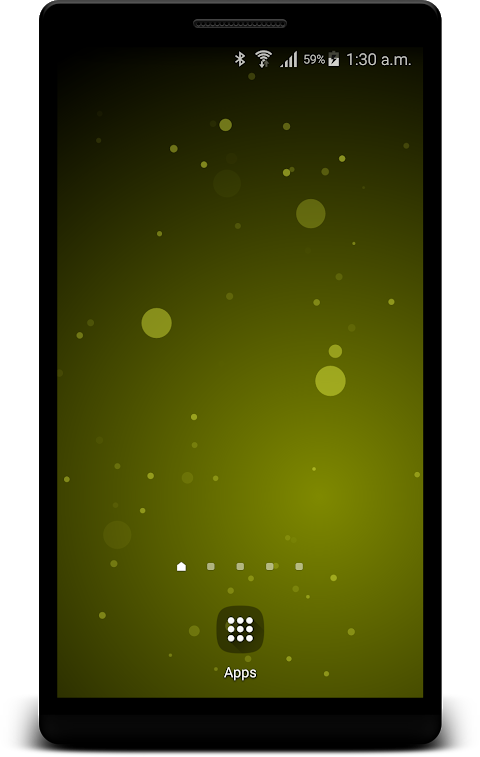 Parallax Android Wallpaper
