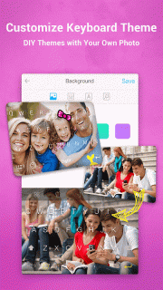 Simeji keyboard�Emoji & GIFs screenshot 3