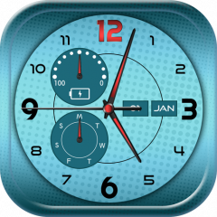 Sfondo Orologio Funzionante 1 Scarica Apk Per Android Aptoide