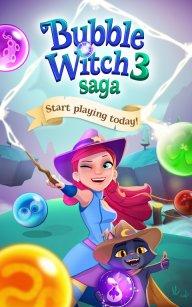 Bubble Witch 3 Saga screenshot 10