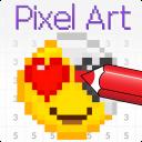 Color by Pixel - coloring pixel art