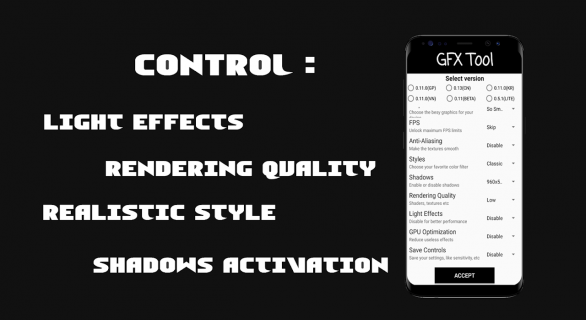 GFX Tool Pro For FRAG Shooter Booster 1 3 Download APK for